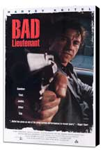 Bad Lieutenant - 27 x 40 Movie Poster - Style A - Museum Wrapped Canvas