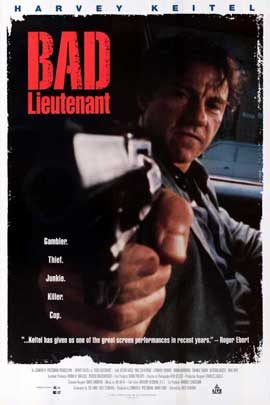 Bad Lieutenant - 11 x 17 Movie Poster - Style A