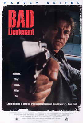 Bad Lieutenant - 27 x 40 Movie Poster - Style A