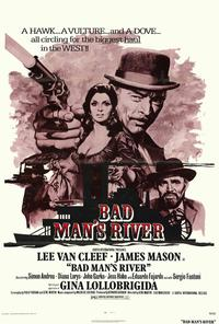 Bad Man's River - 27 x 40 Movie Poster - Style A