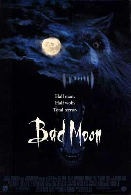 Bad Moon - 27 x 40 Movie Poster - Style A