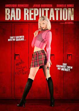 Bad Reputation - 11 x 17 Movie Poster - Style A