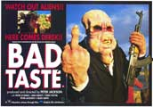 Bad Taste - 43 x 62 Movie Poster - Bus Shelter Style A