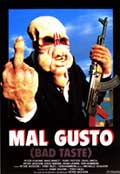 Bad Taste - 27 x 40 Movie Poster - Spanish Style A