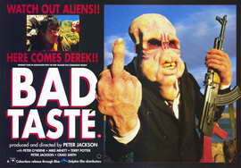 Bad Taste - 11 x 17 Movie Poster - Style A