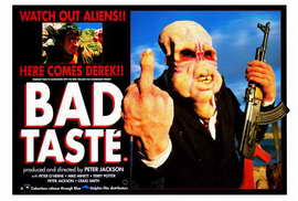 Bad Taste - 27 x 40 Movie Poster - Style A