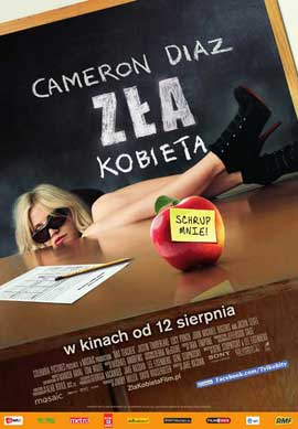 Bad Teacher - 11 x 17 Movie Poster - Polish Style A