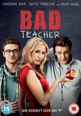 Bad Teacher - 11 x 17 Movie Poster - UK Style A