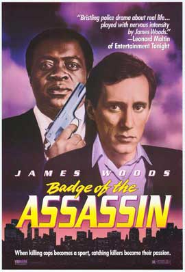 Badge of the Assassin - 27 x 40 Movie Poster - Style A