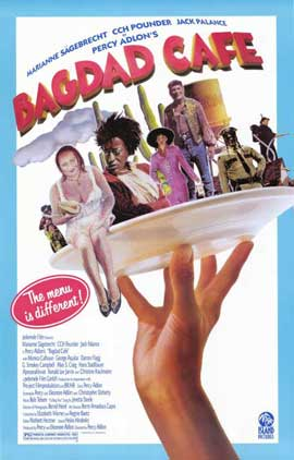 Bagdad Cafe - 11 x 17 Movie Poster - Style A