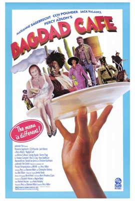 Bagdad Cafe - 27 x 40 Movie Poster - Style A