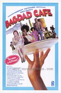 Bagdad Cafe - 43 x 62 Movie Poster - Bus Shelter Style A
