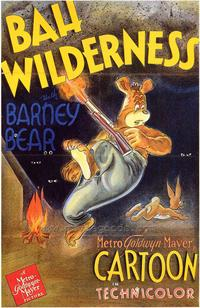 Bah Wilderness - 43 x 62 Movie Poster - Bus Shelter Style A