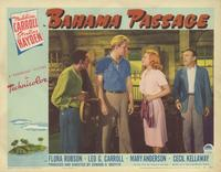 Bahama Passage - 11 x 14 Movie Poster - Style D