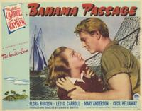 Bahama Passage - 11 x 14 Movie Poster - Style E