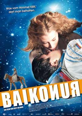 Baikonur - 27 x 40 Movie Poster - German Style A