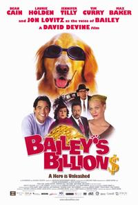 Bailey's Billions - 27 x 40 Movie Poster - Style A