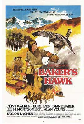 Baker's Hawk - 11 x 17 Movie Poster - Style A