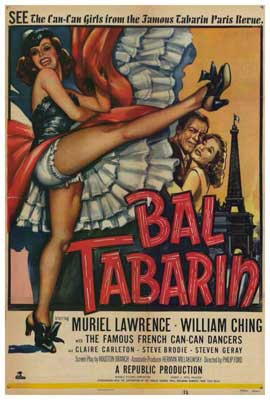 Bal Tabarin - 27 x 40 Movie Poster - Style A