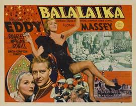Balalaika - 22 x 28 Movie Poster - Half Sheet Style A