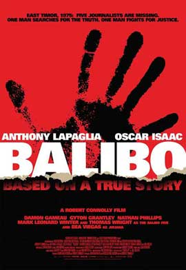 Balibo - 11 x 17 Movie Poster - Australian Style A