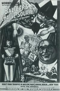 Balief's Chauvre-Souris (Broadway) - 14 x 22 Poster - Style A