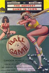Ball Game - 27 x 40 Movie Poster - Style A