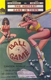 Ball Game - 43 x 62 Movie Poster - Bus Shelter Style A