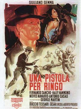 Ballad of Death Valley - 11 x 17 Movie Poster - Italian Style A