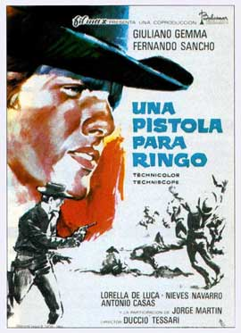 Ballad of Death Valley - 11 x 17 Movie Poster - Spanish Style A