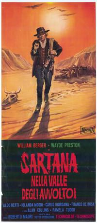 Ballad of Death Valley - 27 x 40 Movie Poster - Spanish Style A