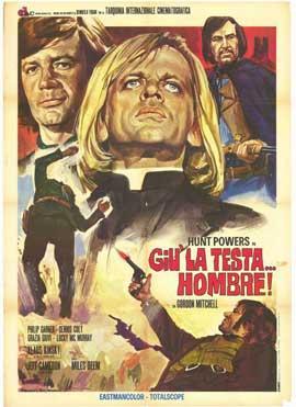 Ballad of Django - 11 x 17 Movie Poster - Italian Style A