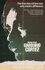 Ballad of Gregorio Cortez - 11 x 17 Movie Poster - Style A