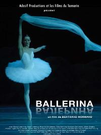 Ballerina - 27 x 40 Movie Poster - French Style A
