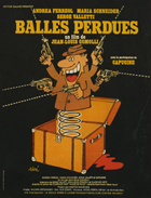 Balles perdues - 11 x 17 Movie Poster - French Style A