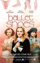 Ballet Shoes - 11 x 17 Movie Poster - UK Style A