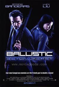 Ballistic: Ecks Vs. Sever - 27 x 40 Movie Poster - Style A