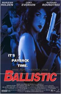 Ballistic - 27 x 40 Movie Poster - Style A