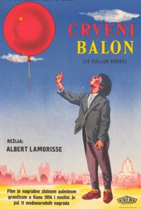 Ballon rouge, Le - 11 x 17 Movie Poster - Style A