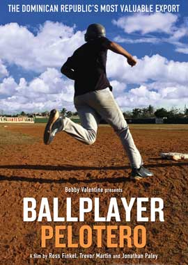 Ballplayer - 11 x 17 Movie Poster - Style A