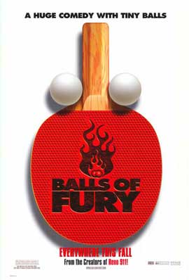 Balls of Fury - 11 x 17 Movie Poster - Style A