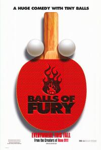 Balls of Fury - 27 x 40 Movie Poster - Style A