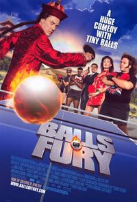 Balls of Fury - 11 x 17 Movie Poster - Style B