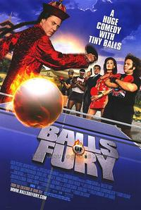 Balls of Fury - 43 x 62 Movie Poster - Bus Shelter Style B