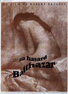 Balthazar - 11 x 17 Movie Poster - French Style A