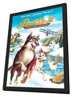 Balto III: Wings of Change - 11 x 17 Movie Poster - Style A - in Deluxe Wood Frame