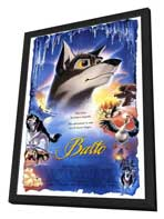 Balto - 27 x 40 Movie Poster - Style A - in Deluxe Wood Frame