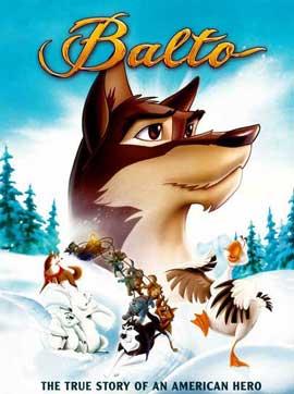 Balto - 27 x 40 Movie Poster - Style B