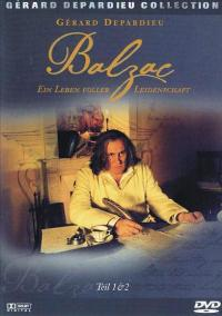 Balzac: A Life of Passion - 11 x 17 Movie Poster - German Style A