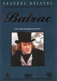 Balzac: A Life of Passion - 11 x 17 Movie Poster - Spanish Style A